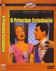 DVD O PRINCIPE ESTUDANTE - 1954