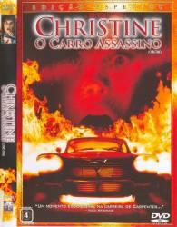 DVD CHRISTINE - O CARRO ASSASSINO