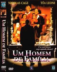 DVD UM HOMEM DE FAMILIA - NICOLAS CAGE