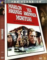 DVD MORITURI - MARLON BRANDO - 1965