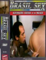 DVD ALUCINAÇOES SEXUAIS DE UM MACACO - PORNOCHANCHADA
