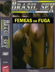 DVD FEMEAS EM FUGA - PORNOCHANCHADA