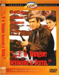 DVD E O SANGUE SEMEOU A TERRA - JAMES STEWART