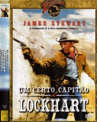 DVD UM CERTO CAPITAO LOCKHART - JAMES STEWART