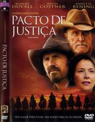 DVD PACTO DE JUSTIÇA - KEVIN COSTNER