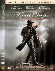 DVD WYATT EARP - DUPLO - 1994