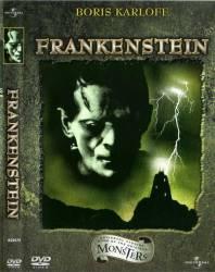 DVD FRANKENSTEIN - BORIS KARLOFF - 1931
