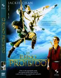 DVD O REINO PROIBIDO - JACKIE CHAN