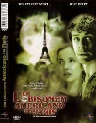 DVD UM LOBISOMEM AMERICANO EM PARIS - 1997