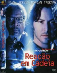 DVD REAÇAO EM CADEIA - KEANU REEVES