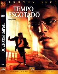 DVD TEMPO ESGOTADO - JOHNNY DEPP