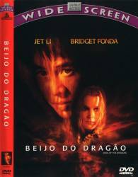 DVD BEIJO DO DRAGAO - JET LI