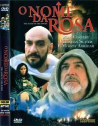 DVD O NOME DA ROSA - SEAN CONNERY