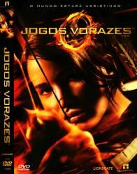 DVD JOGOS VORAZES - 2012