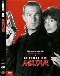 DVD DIFICIL DE MATAR - STEVEN SEAGAL - DUBLADO - 1990