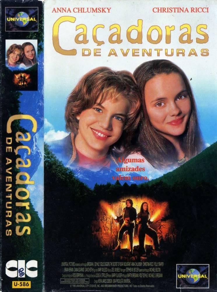 SPACETREK66 - DVD CAÇADORAS DE AVENTURAS - 1995