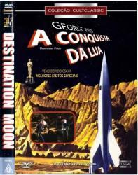 DVD A CONQUISTA DA LUA - CLASSICO - 1950