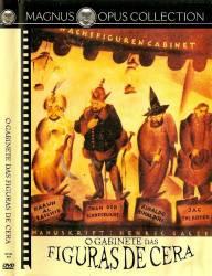 DVD O GABINETE DAS FIGURAS DE CERA - 1924
