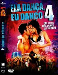 DVD ELA DANÇA, EU DANÇO 4