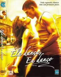 DVD ELA DANÇA, EU DANÇO