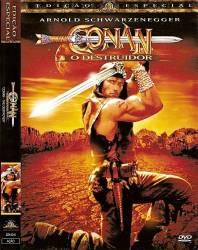 DVD CONAN - O DESTRUIDOR - DUBLADO