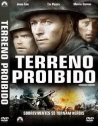 DVD TERRENO PROIBIDO - JOHAN EARL