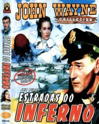 DVD ESTRADAS DO INFERNO - JOHN WAYNE