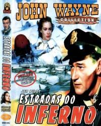 DVD ESTRADAS DO INFERNO - JOHN WAYNE