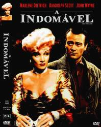 DVD A INDOMAVEL - JOHN WAYNE - 1942