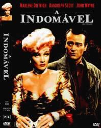 DVD A INDOMAVEL - JOHN WAYNE - 1942