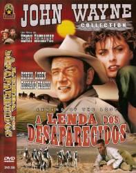 DVD A LENDA DOS DESAPARECIDOS - JOHN WAYNE