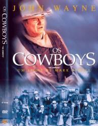 DVD OS COWBOYS - JOHN WAYNE
