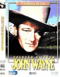 DVD FRONTEIRA DA LEI - JOHN WAYNE