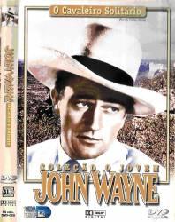 DVD O CAVALEIRO SOLITARIO - JOHN WAYNE