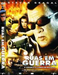 DVD RUAS EM GUERRA - STEVEN SEAGAL