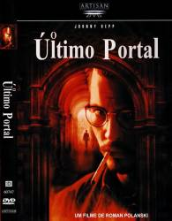 DVD O ULTIMO PORTAL - JOHNNY DEPP