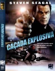 DVD CAÇADA EXPLOSIVA - STEVEN SEAGAL