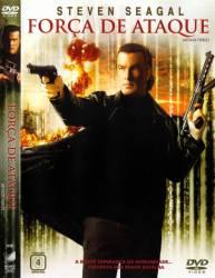 DVD FORÇA DE ATAQUE - STEVEN SEAGAL