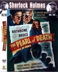 DVD SHERLOCK HOLMES A PEROLA DA MORTE - 1944