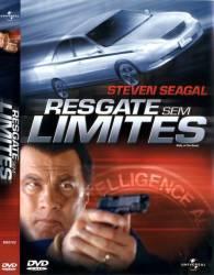 DVD RESGATE SEM LIMITES - STEVEN SEAGAL