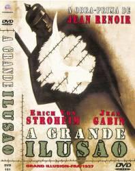 DVD A GRANDE ILUSAO - 1937