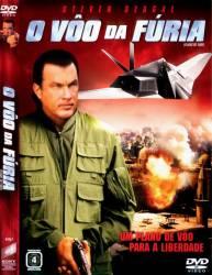 DVD O VOO DA FURIA - STEVEN SEAGAL