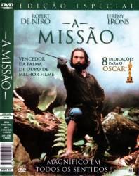 DVD A MISSAO - ROBERT DE NIRO