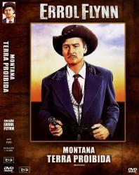 DVD MONTANA - ERROL FLYNN - FAROESTE - 1950