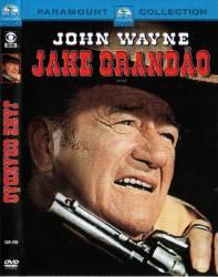 DVD JAKE GRANDAO - JOHN WAYNE - FAROESTE