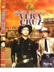 DVD VERA CRUZ - BURT LANCASTER