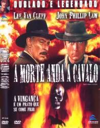 DVD A MORTE ANDA A CAVALO - FAROESTE - 1967