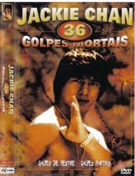 DVD 36 GOLPES MORTAIS - JACKIE CHAN