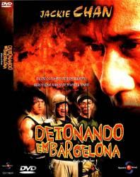 DVD DETONANDO EM BARCELONA - JACKIE CHAN