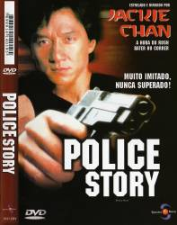 DVD POLICE STORY - A GUERRA DAS DROGAS - JACKIE CHAN